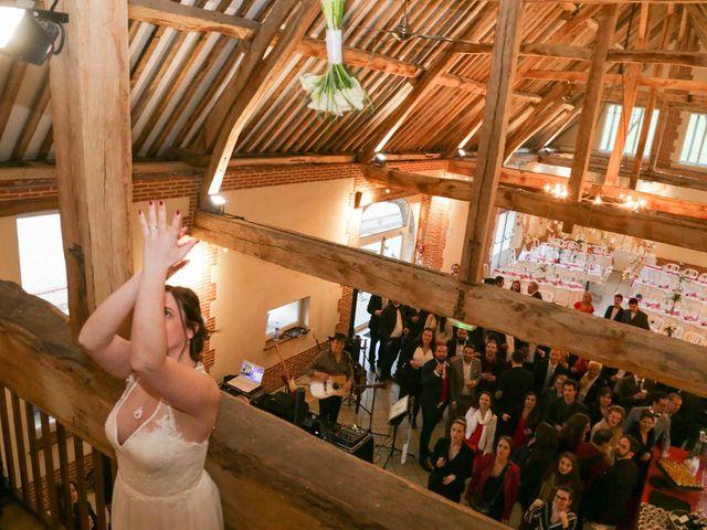 Le mariage de Guillaume et Karine à Jouy-le-Moutier, Val-d'Oise 105