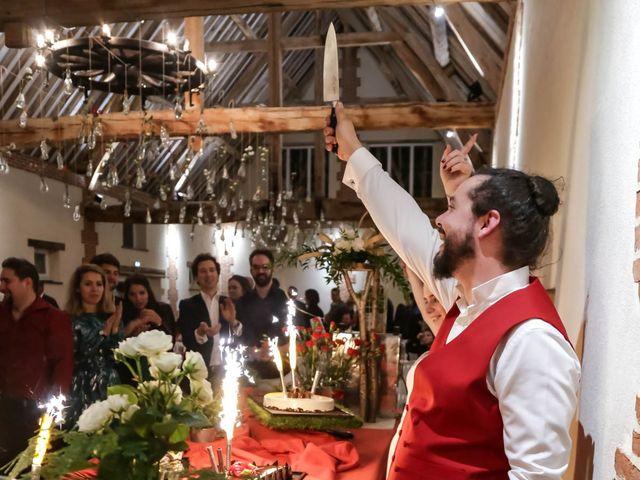 Le mariage de Guillaume et Karine à Jouy-le-Moutier, Val-d'Oise 124
