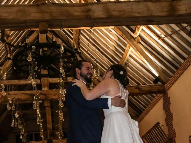 Le mariage de Guillaume et Karine à Jouy-le-Moutier, Val-d'Oise 131