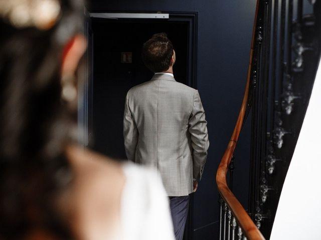 Le mariage de Charles et Imane à Paris, Paris 36