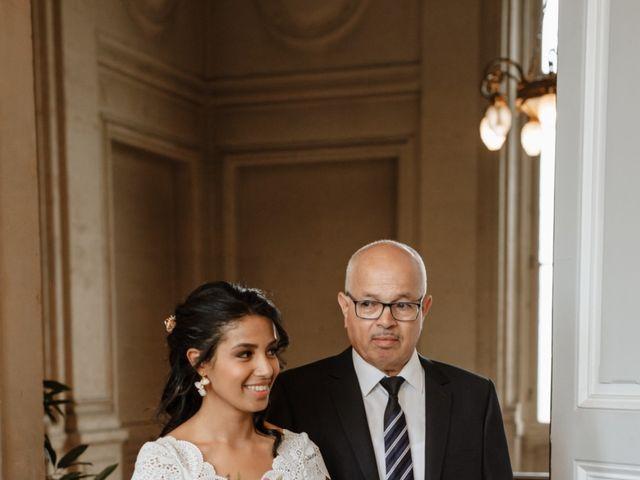 Le mariage de Charles et Imane à Paris, Paris 40