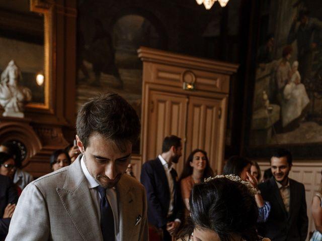 Le mariage de Charles et Imane à Paris, Paris 42