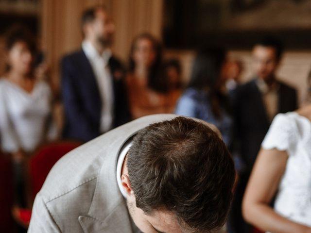 Le mariage de Charles et Imane à Paris, Paris 43