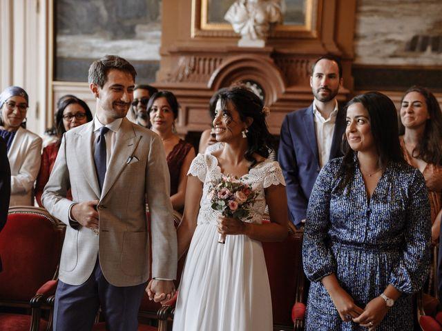 Le mariage de Charles et Imane à Paris, Paris 46
