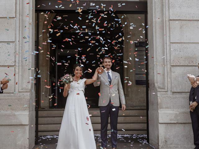 Le mariage de Charles et Imane à Paris, Paris 47