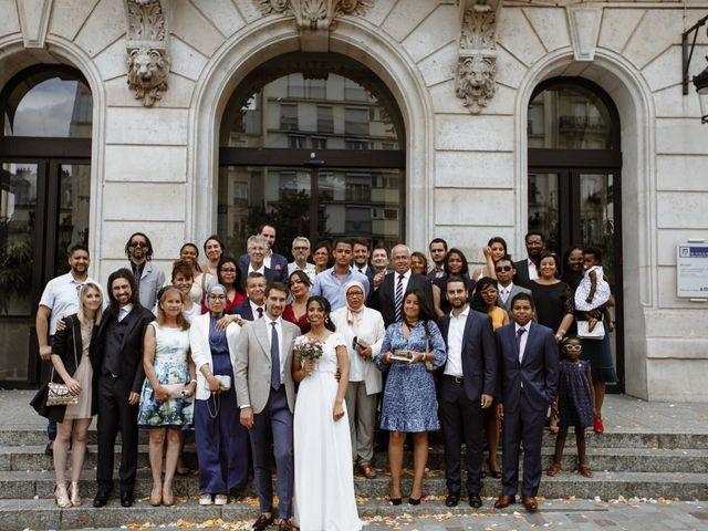 Le mariage de Charles et Imane à Paris, Paris 50