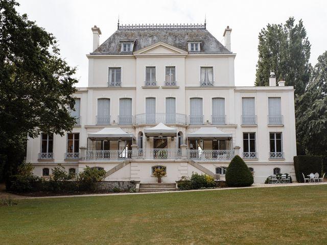 Le mariage de Charles et Imane à Paris, Paris 51