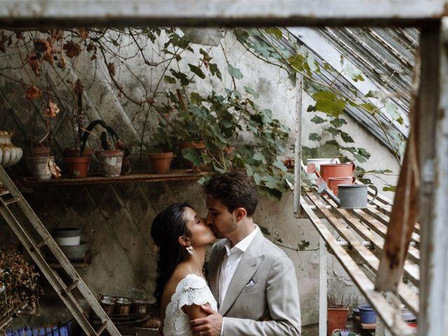 Le mariage de Charles et Imane à Paris, Paris 53