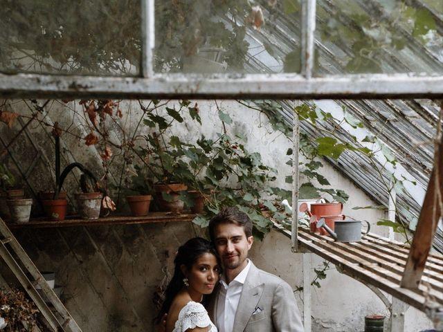 Le mariage de Charles et Imane à Paris, Paris 54
