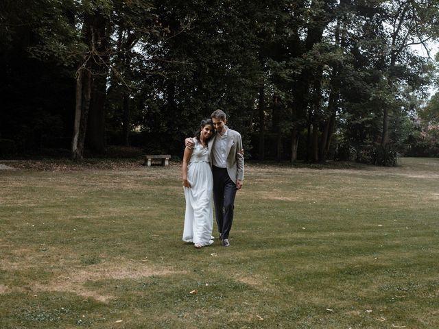 Le mariage de Charles et Imane à Paris, Paris 62