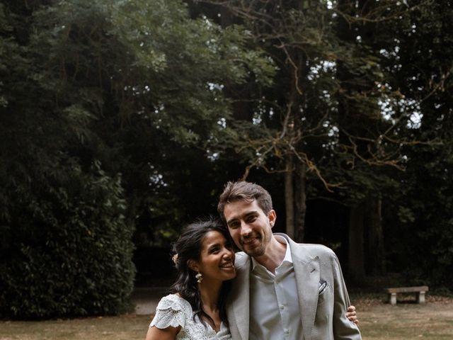 Le mariage de Charles et Imane à Paris, Paris 63