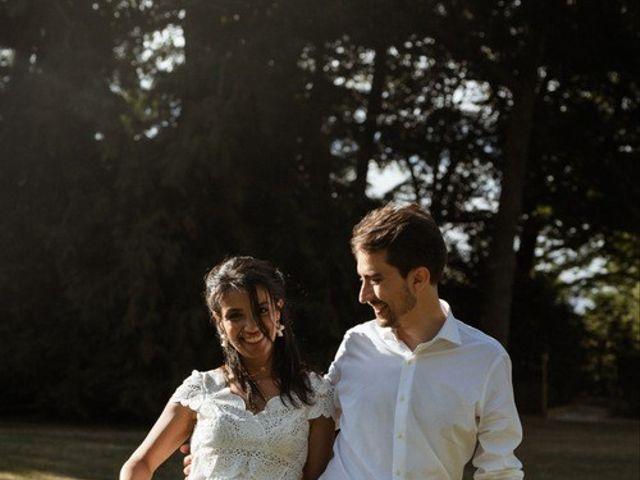 Le mariage de Charles et Imane à Paris, Paris 71