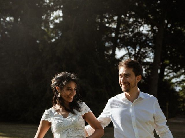 Le mariage de Charles et Imane à Paris, Paris 72