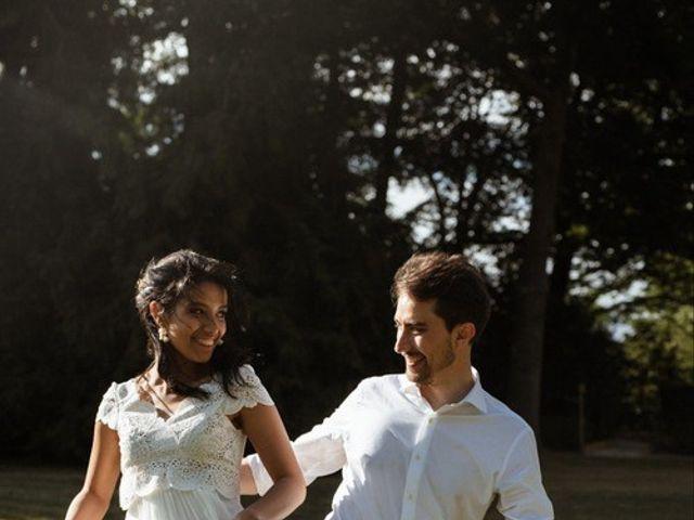 Le mariage de Charles et Imane à Paris, Paris 73