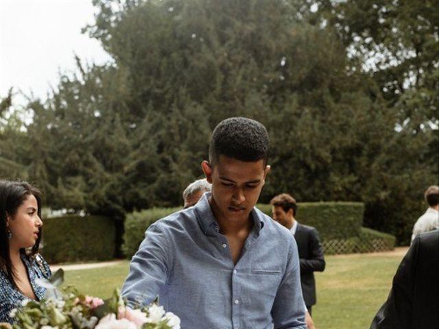 Le mariage de Charles et Imane à Paris, Paris 91