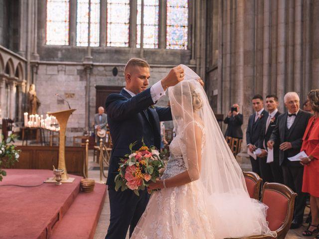 Le mariage de Elie et Marine à Dijon, Côte d'Or 35