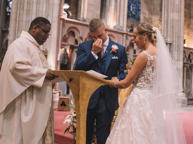 Le mariage de Elie et Marine à Dijon, Côte d'Or 39