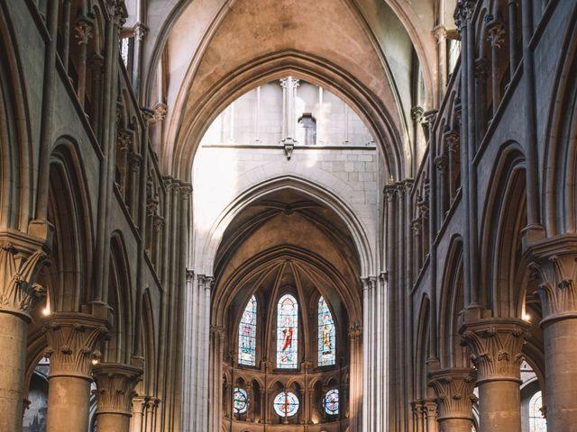 Le mariage de Elie et Marine à Dijon, Côte d'Or 44