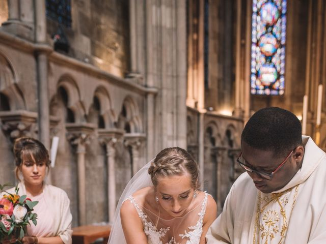 Le mariage de Elie et Marine à Dijon, Côte d'Or 46