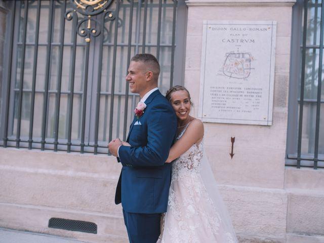 Le mariage de Elie et Marine à Dijon, Côte d'Or 56