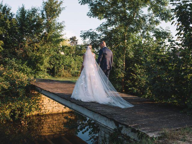 Le mariage de Elie et Marine à Dijon, Côte d'Or 86