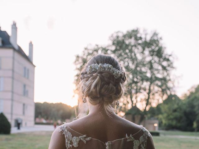 Le mariage de Elie et Marine à Dijon, Côte d'Or 92