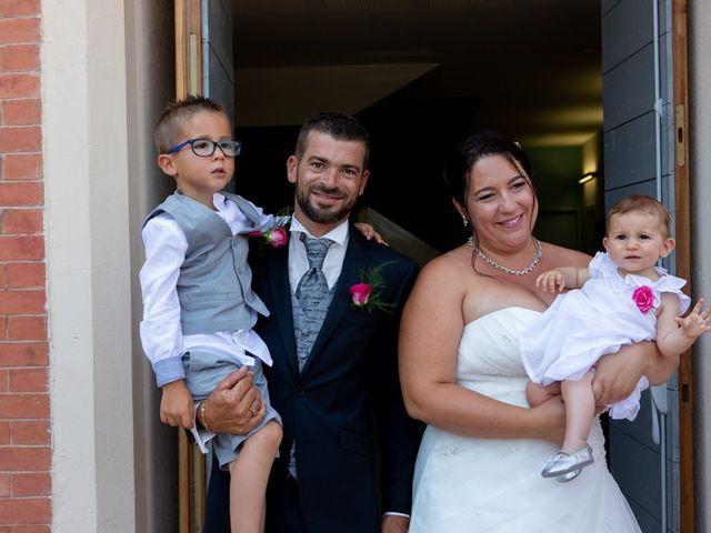 Le mariage de Steve et Emilie à Pierrefeu-du-Var, Var 4