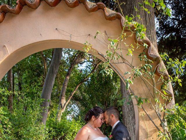 Le mariage de Steve et Emilie à Pierrefeu-du-Var, Var 6