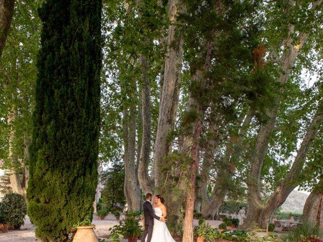 Le mariage de Steve et Emilie à Pierrefeu-du-Var, Var 7