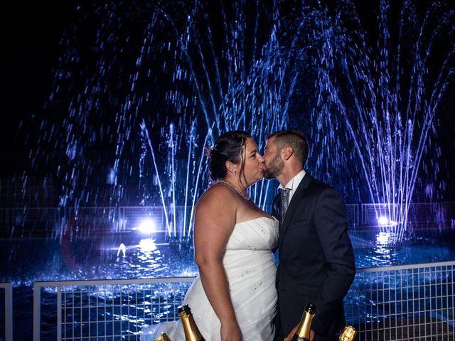 Le mariage de Steve et Emilie à Pierrefeu-du-Var, Var 16