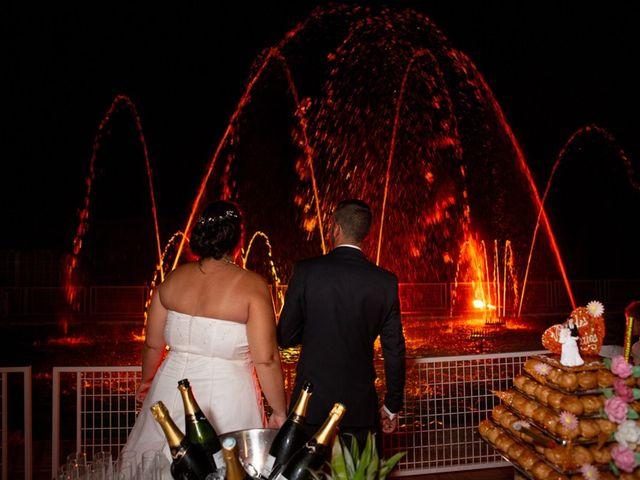 Le mariage de Steve et Emilie à Pierrefeu-du-Var, Var 17