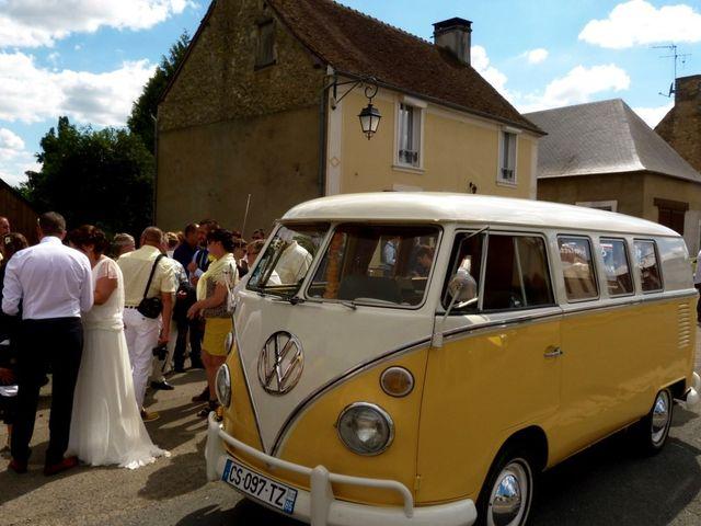 Le mariage de Mickaël et Charlotte à Tennie, Sarthe 9