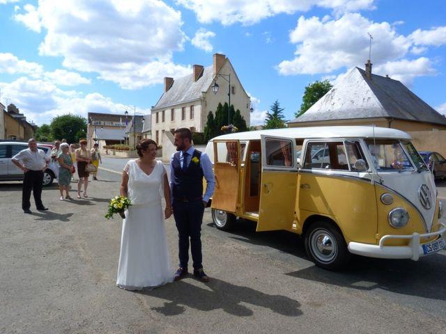 Le mariage de Mickaël et Charlotte à Tennie, Sarthe 10