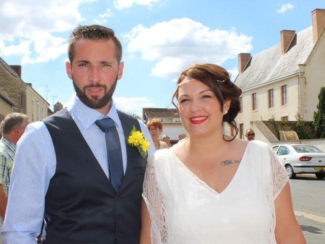 Le mariage de Charlotte et Mickaël