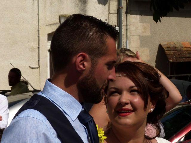 Le mariage de Mickaël et Charlotte à Tennie, Sarthe 11