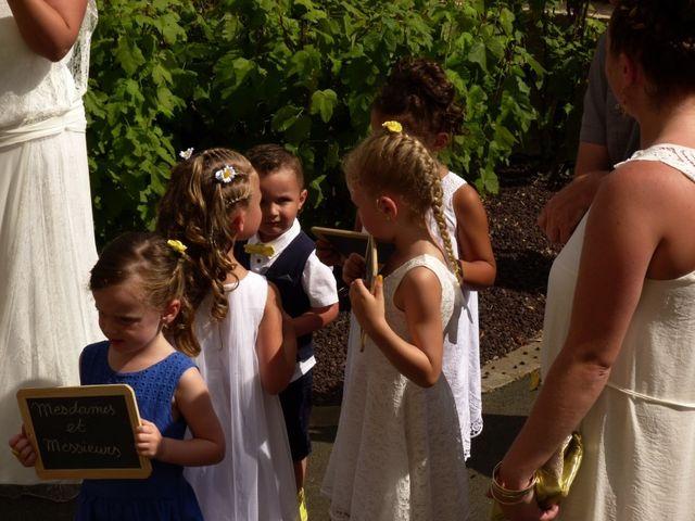 Le mariage de Mickaël et Charlotte à Tennie, Sarthe 1