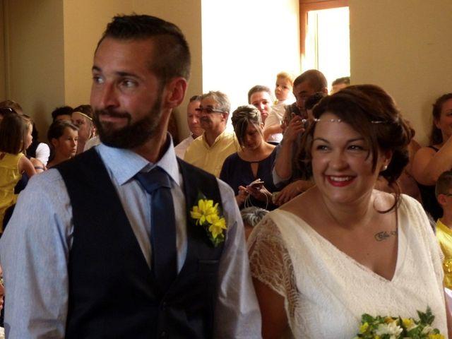 Le mariage de Mickaël et Charlotte à Tennie, Sarthe 15