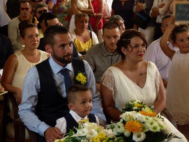 Le mariage de Mickaël et Charlotte à Tennie, Sarthe 16