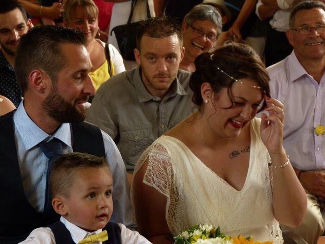 Le mariage de Mickaël et Charlotte à Tennie, Sarthe 17