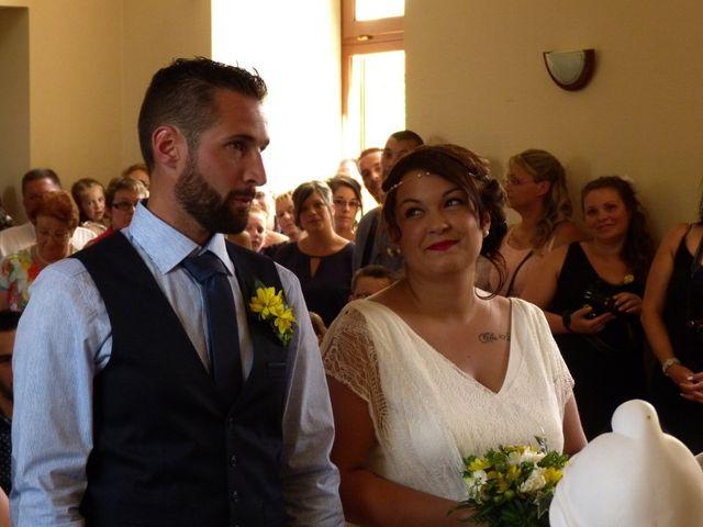 Le mariage de Mickaël et Charlotte à Tennie, Sarthe 18