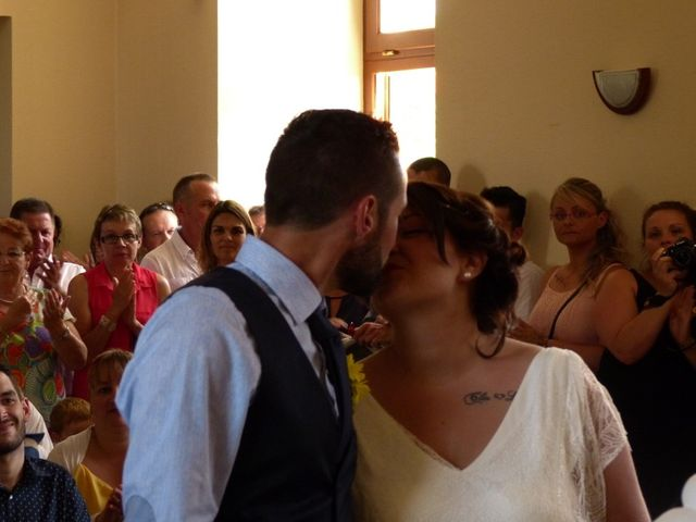 Le mariage de Mickaël et Charlotte à Tennie, Sarthe 19