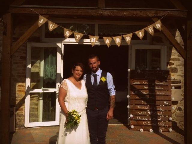 Le mariage de Mickaël et Charlotte à Tennie, Sarthe 31