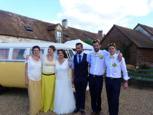 Le mariage de Mickaël et Charlotte à Tennie, Sarthe 39