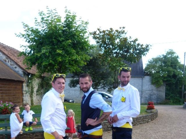 Le mariage de Mickaël et Charlotte à Tennie, Sarthe 40