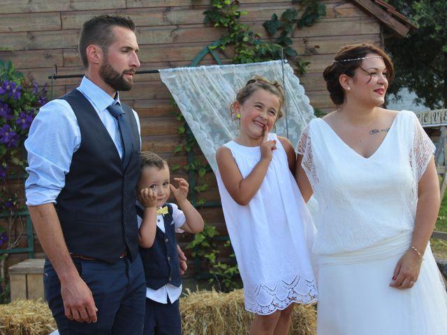 Le mariage de Mickaël et Charlotte à Tennie, Sarthe 42