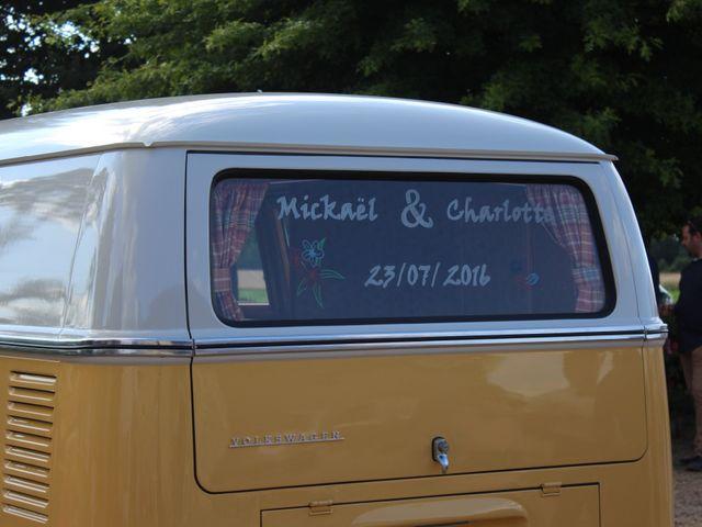 Le mariage de Mickaël et Charlotte à Tennie, Sarthe 43