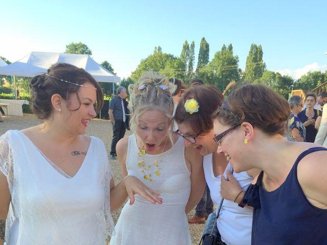 Le mariage de Mickaël et Charlotte à Tennie, Sarthe 44