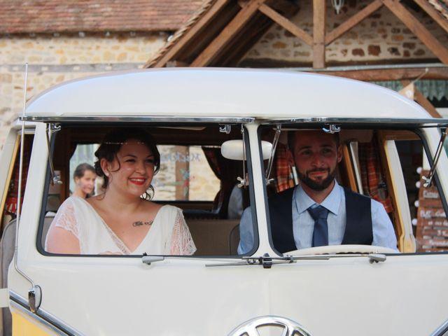 Le mariage de Mickaël et Charlotte à Tennie, Sarthe 47