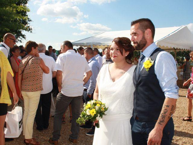 Le mariage de Mickaël et Charlotte à Tennie, Sarthe 48