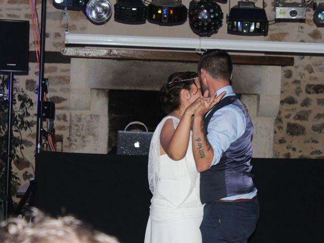Le mariage de Mickaël et Charlotte à Tennie, Sarthe 55